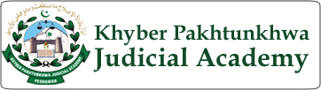 Voice of Justice - A quarteryly journal of KP Judicial Academy, Peshawar